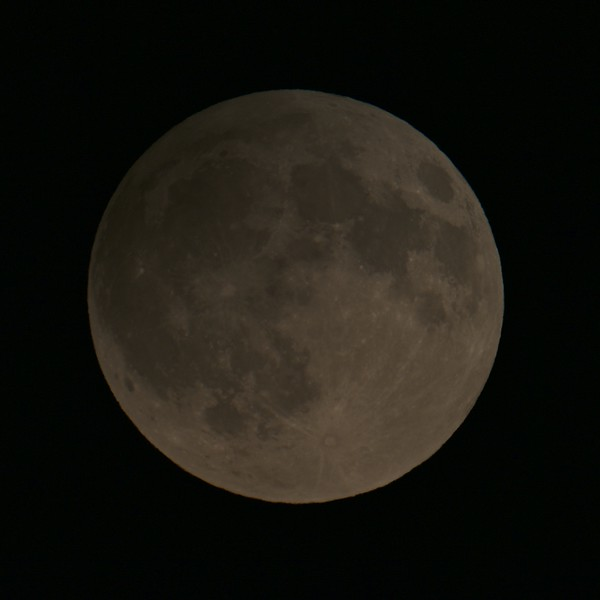 Moon Eclipse 25.04.2013