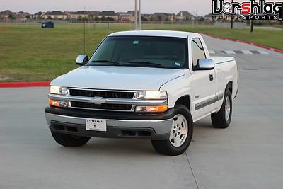 2000 Chevy Silverado Shop Truck