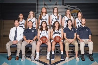 MCS Girls Varsity Basketball