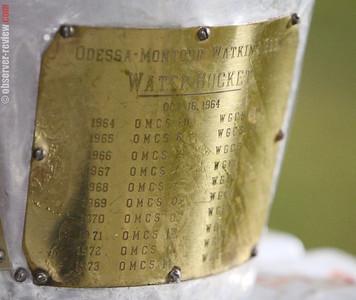 Odessa/Watkins Football 10-11-13 (Bucket Game)