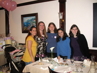 Christine's Baby Shower