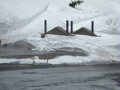 Chinook Pass, Bethel Ridge Road June 24, 2011