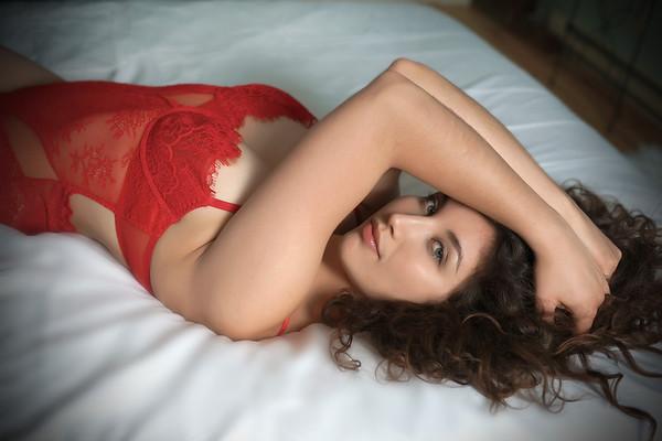 Liz Boudoir