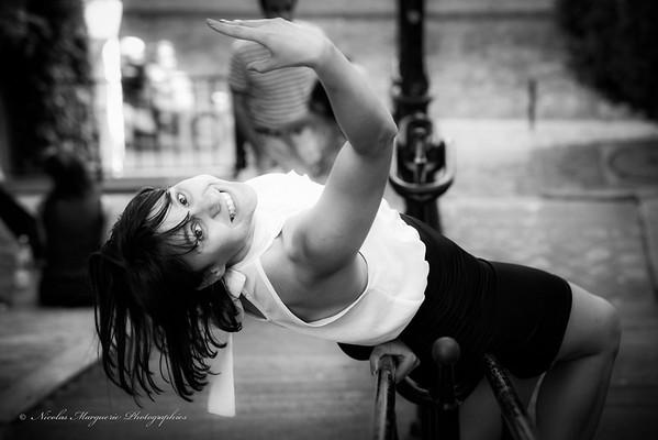Ruthy Devauchel En Balade à Montmartre
