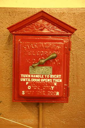MARYLAND FIRE MUSEUM, LUTHERVILLE