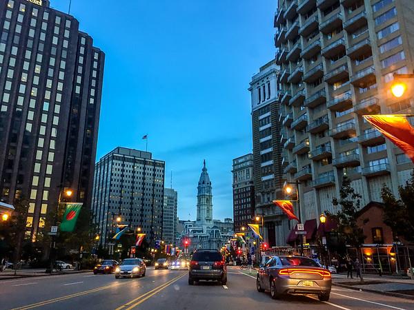 Philadelphia and Hatfield, Pennsylvania