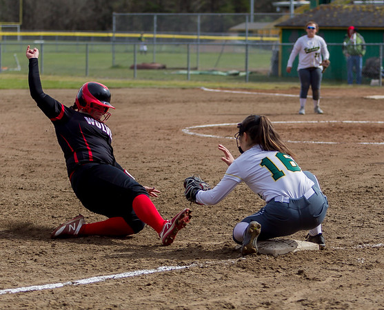 Set six: Vashon Island High School Fastpitch v Coupeville