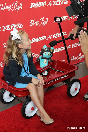 Radio Flyer Taking Flight Movie Premiere