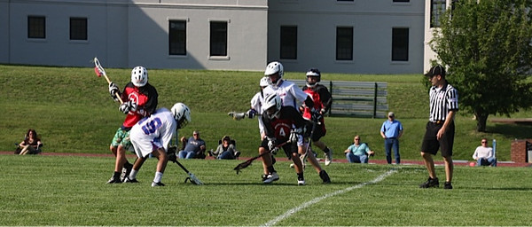 MS lacrosse vs Culpeper 4/9