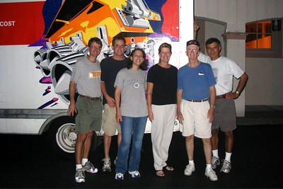 Pascagoula Trip September 22, 2005