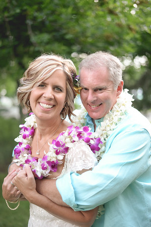 Sue and Patrick Reception