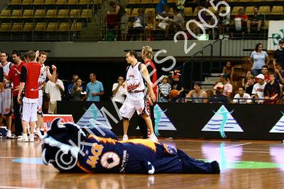 Razorbacks Vs Wildcats 10-12-05