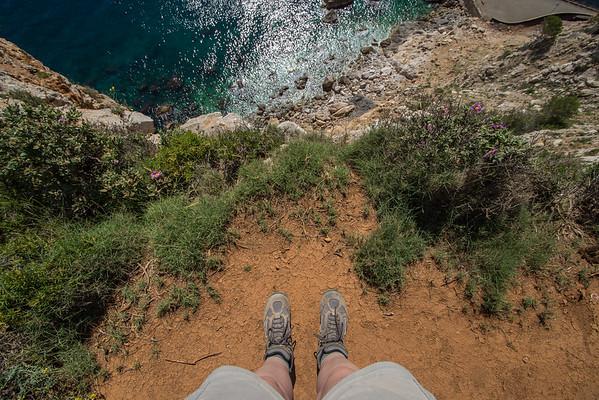 Hike from L'Estartit to L'Escala Costa Brava