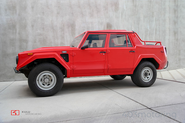 '89 LM002 - Red