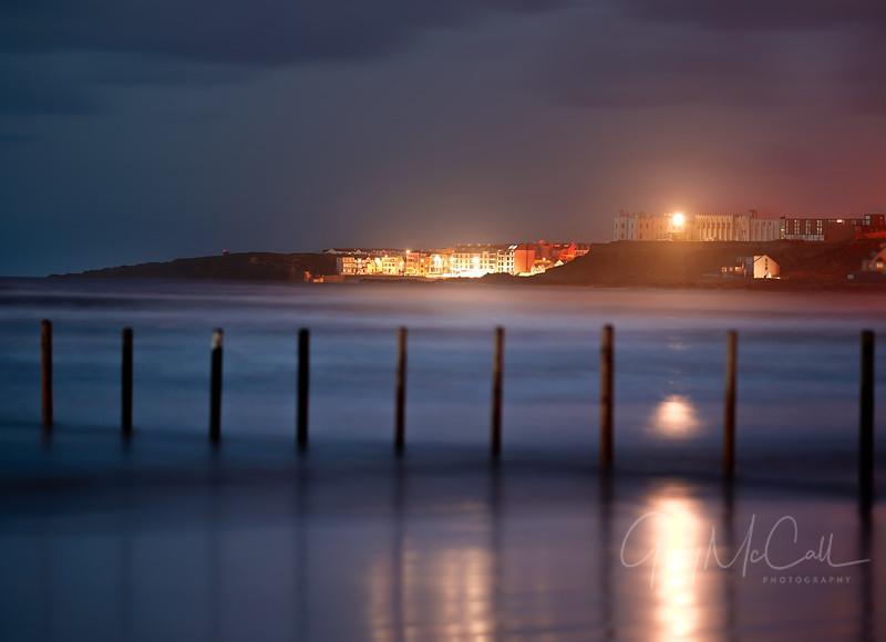 Portstewart Evening Glow