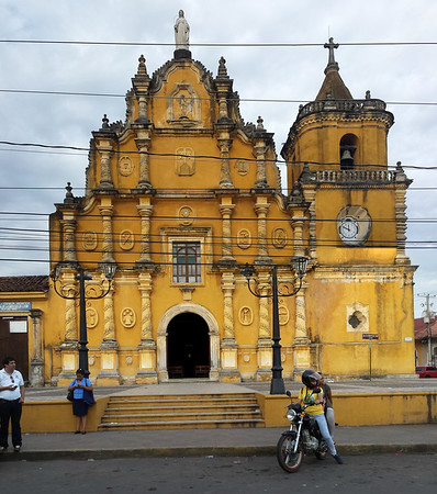 Churches Central America
