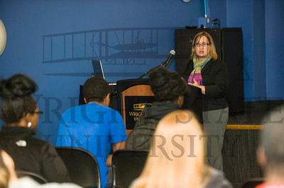 16680 Science & Diplomacy Presentation with Danielle Bash 11-2-15