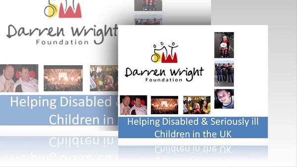 Darren Wright Promo video