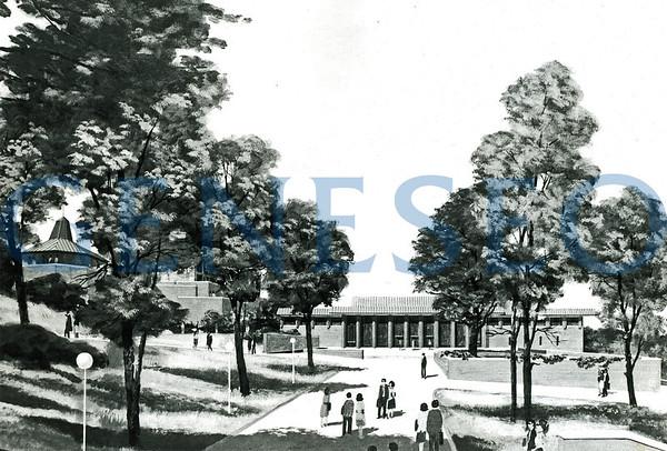 MacVittie College Union Rendering