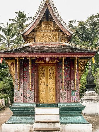 Luang Prabang, Laos - Buddhist wats
