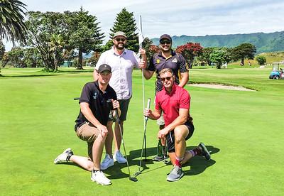 Jan 21 - New Year golf at Waikanae