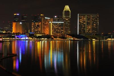 Singapore Waterfront