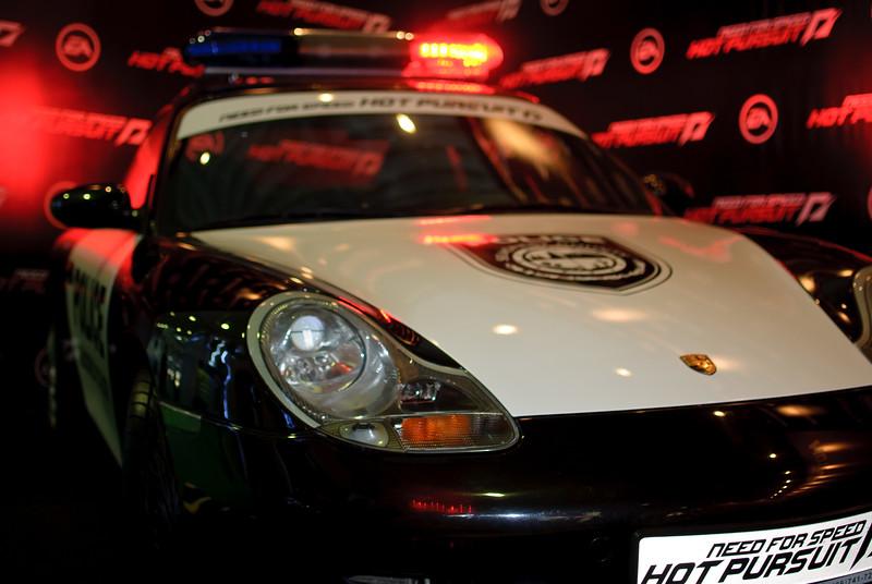 NFS: Hot Pursuit at Igromir 2010