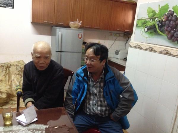 Thầy Lưu Văn Nguyên, Trương Văn Trung