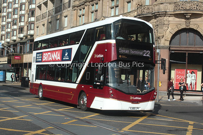 Lothian Buses (incl. subsidaries)