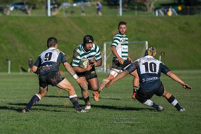 02 Jun 18 - Rugby - OBU v Petone (Prem)