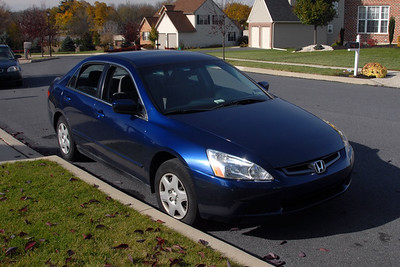 Vic's Car