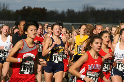 2018 MHSAA LP XC Finals - DIVISION TWO (All photos posted)