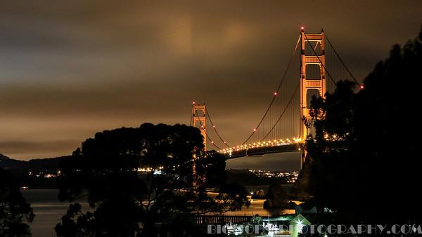 California Coast and San Francisco 2014