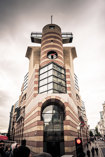 No 1 Poultry, Central London