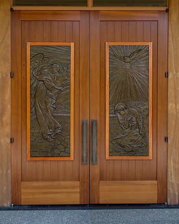 St Mary's Church Entrance