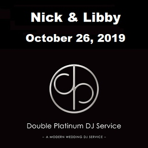 10/26/19 Nick & Libby
