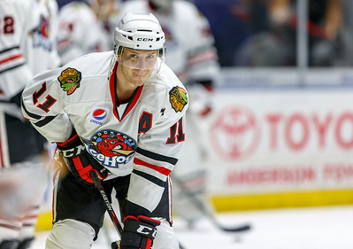 IceHogs vs Ads 01-09-15