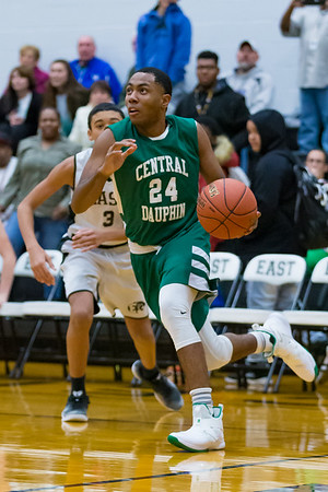 2018-12-19 | Freshmen | Central Dauphin @ CD East