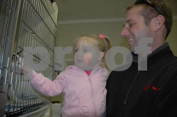 Animal Shelter Celebrates First Birthday - February 2009