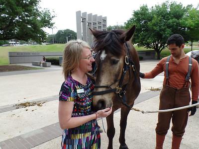 War Horse Press Event