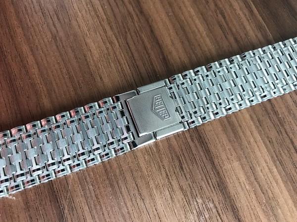 BRAC 10 - Heuer NSA 18mm