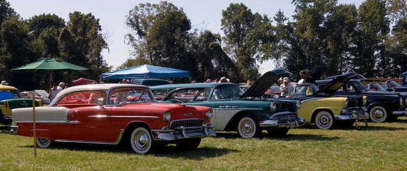 Buckingham Auto Show