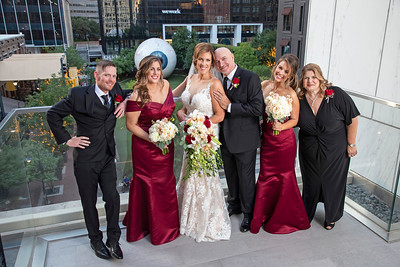 Christy & Terry Wedding at The Joule hotel