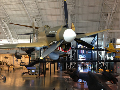 National Air and Airspace Museum Steven F. Udvar-Hazy Center