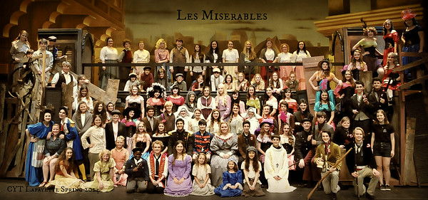 LesMISERABLES--Cast Photo