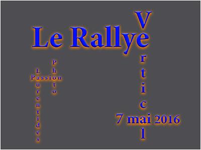 Rallye photo - mai 2016
