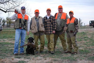 Pheasant Hunt 2007