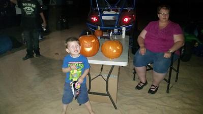 Glamis Halloween 2015