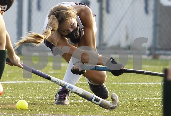 Field Hockey Huron at Pioneer 09-23-2020