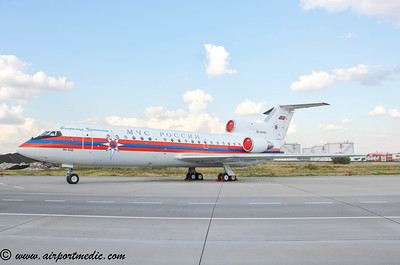 Moscow Domodedovo (UUDD)
